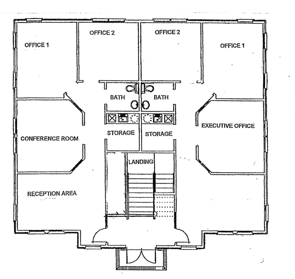 Floor Plan Wildwood Park